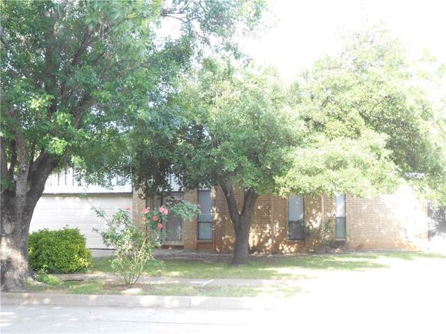 3012 Pilgrim Place, Bedford, TX 76021 (MLS #14142790) :: Hargrove Realty Group
