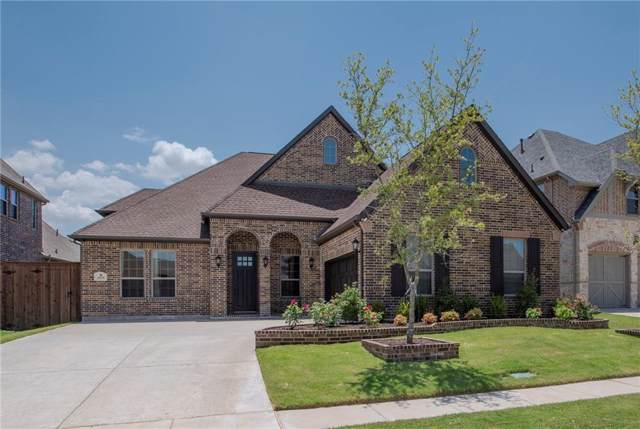 2039 Barley Place Drive, Allen, TX 75013 (MLS #14142793) :: RE/MAX Town & Country