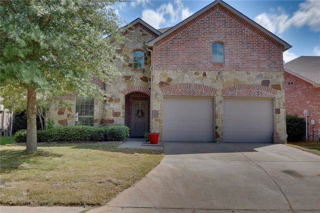 327 Highland Creek Drive, Wylie, TX 75098 (MLS #14142797) :: The Mitchell Group