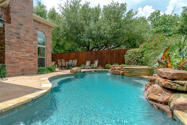 1740 Forest Glen Drive, Flower Mound, TX 75028 (MLS #14142799) :: RE/MAX Town & Country