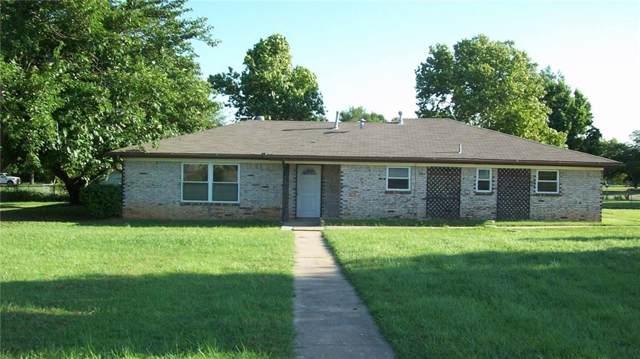 112 Riverside Drive, Mineral Wells, TX 76067 (MLS #14142801) :: Kimberly Davis & Associates