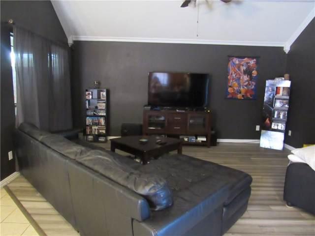 836 Claycourt Circle, Fort Worth, TX 76120 (MLS #14142815) :: Lynn Wilson with Keller Williams DFW/Southlake