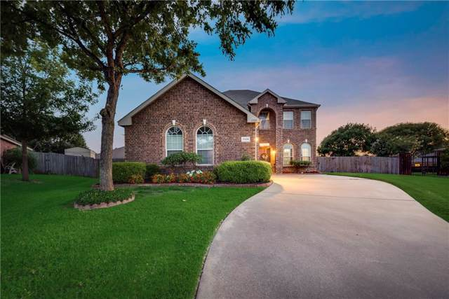 1320 Blue Gill Court, Crowley, TX 76036 (MLS #14142827) :: RE/MAX Town & Country