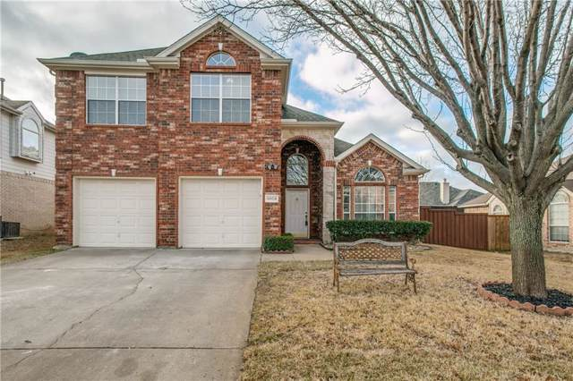5904 Logan Drive, Plano, TX 75094 (MLS #14142844) :: Vibrant Real Estate