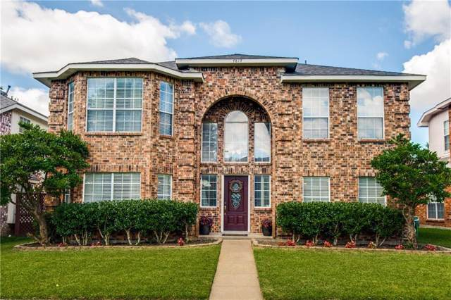 7817 Gibsland Drive, Plano, TX 75025 (MLS #14142847) :: RE/MAX Town & Country