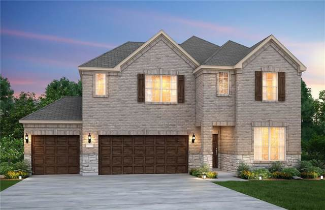 2319 Bob Sandlin Lane, Wylie, TX 75098 (MLS #14142857) :: RE/MAX Town & Country