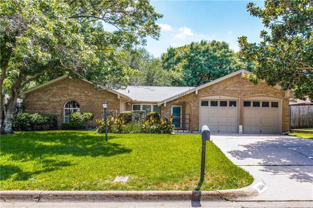 5904 Rayburn Drive, Fort Worth, TX 76133 (MLS #14142872) :: RE/MAX Town & Country