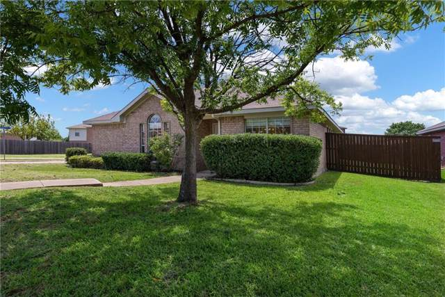 2901 Lakefield Drive, Wylie, TX 75098 (MLS #14142873) :: RE/MAX Town & Country