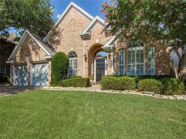 14612 Brookwood Lane, Addison, TX 75001 (MLS #14142875) :: HergGroup Dallas-Fort Worth