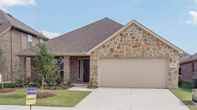 5805 Melville Lane, Forney, TX 75126 (MLS #14142887) :: Hargrove Realty Group
