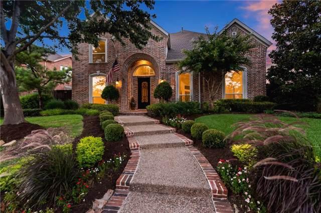 15064 Springwood Drive, Frisco, TX 75035 (MLS #14142889) :: Real Estate By Design