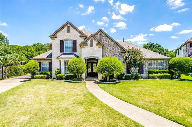 21 Forest Drive, Mansfield, TX 76063 (MLS #14142907) :: Baldree Home Team