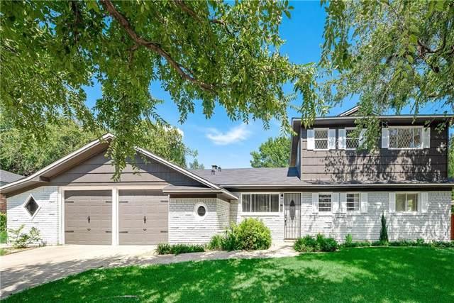 3416 Chaffin Drive, Richland Hills, TX 76118 (MLS #14142908) :: Lynn Wilson with Keller Williams DFW/Southlake