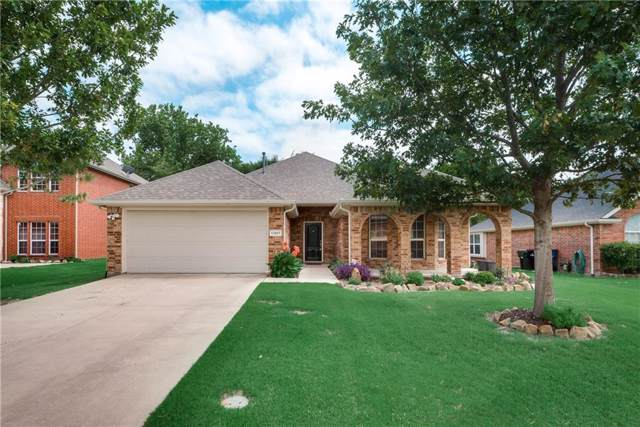 11957 Kingsville Drive, Frisco, TX 75035 (MLS #14142916) :: Hargrove Realty Group