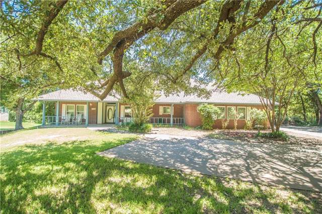 7706 Ravenswood Road, Granbury, TX 76049 (MLS #14142927) :: The Mitchell Group
