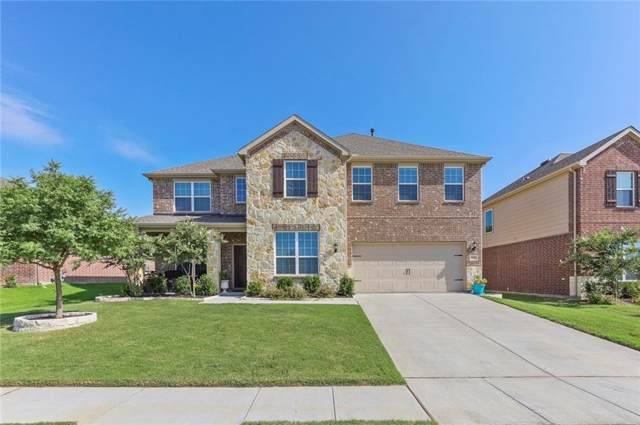 3600 Drysdale Parkway, Mckinney, TX 75071 (MLS #14142963) :: The Rhodes Team