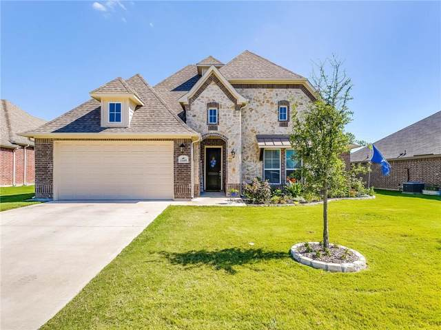 1169 Indigo Lane, Burleson, TX 76058 (MLS #14142981) :: RE/MAX Pinnacle Group REALTORS