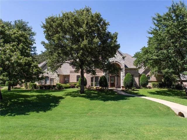 5508 Clear Creek Drive, Flower Mound, TX 75022 (MLS #14143000) :: The Good Home Team