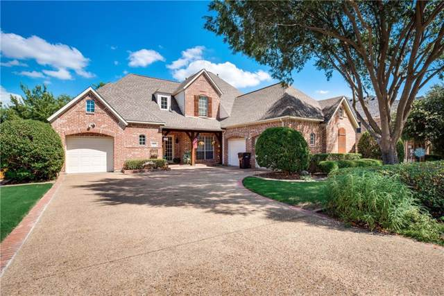 8028 Stonehill Drive, Plano, TX 75025 (MLS #14143008) :: RE/MAX Town & Country