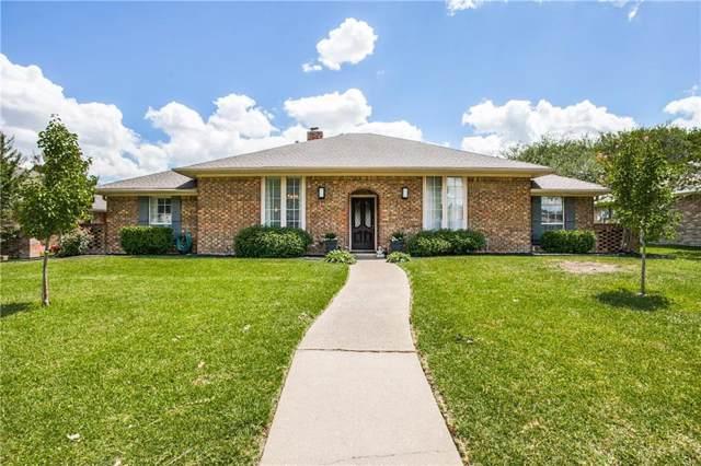 3508 Pinehurst Drive, Plano, TX 75075 (MLS #14143026) :: Lynn Wilson with Keller Williams DFW/Southlake