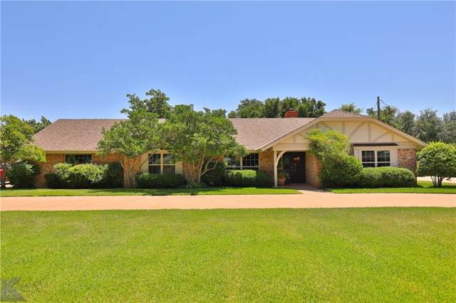 2317 Shoreline Drive, Abilene, TX 79602 (MLS #14143029) :: HergGroup Dallas-Fort Worth