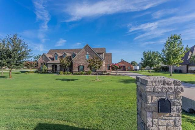 201 Lonesome Star Trail, Haslet, TX 76052 (MLS #14143034) :: Hargrove Realty Group