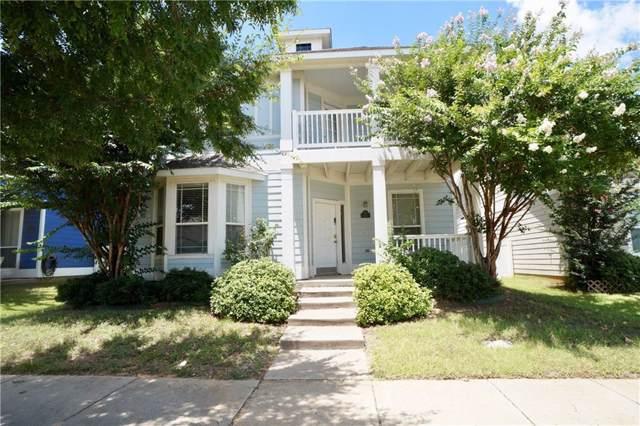 1821 Prospect Lane, Providence Village, TX 76227 (MLS #14143063) :: Real Estate By Design