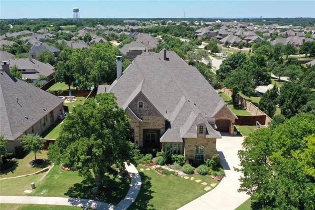 610 Wagner Way, Lantana, TX 76226 (MLS #14143072) :: Real Estate By Design