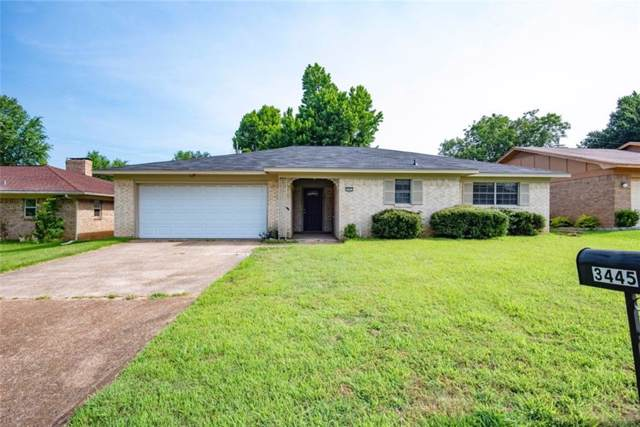 3445 Fargo, Paris, TX 75462 (MLS #14143087) :: Hargrove Realty Group