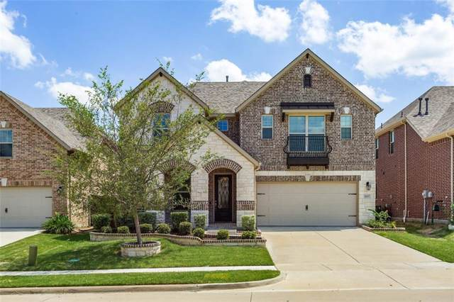 8817 Denstone Drive, Mckinney, TX 75070 (MLS #14143105) :: Lynn Wilson with Keller Williams DFW/Southlake
