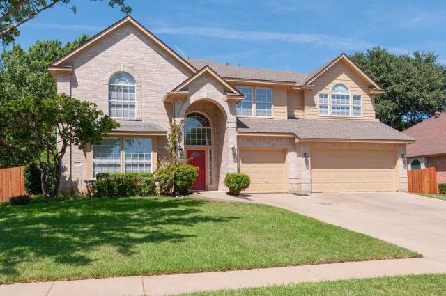 2727 Pinehurst Drive, Grapevine, TX 76051 (MLS #14143108) :: Kimberly Davis & Associates