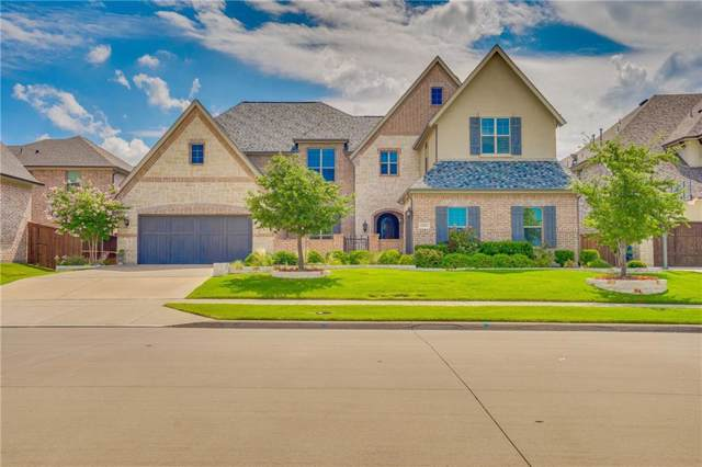 6162 Pitchfork Ranch Drive, Frisco, TX 75036 (MLS #14143134) :: The Real Estate Station