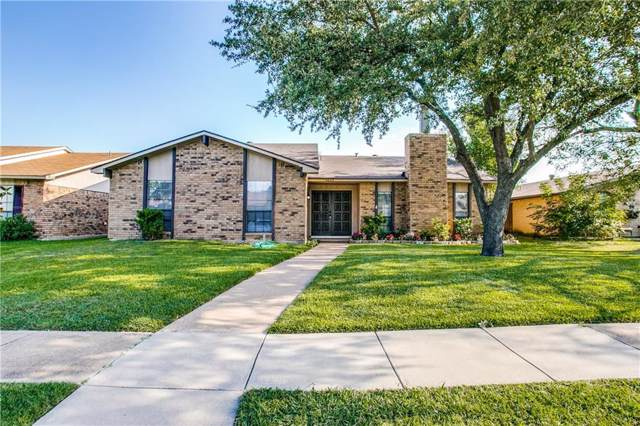 5620 Tyler Street, The Colony, TX 75056 (MLS #14143136) :: Baldree Home Team