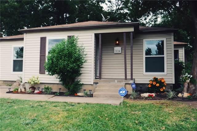 3114 S Marsalis Avenue, Dallas, TX 75216 (MLS #14143164) :: Magnolia Realty