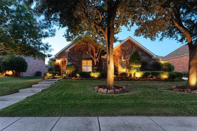 1301 Amistad Drive, Prosper, TX 75078 (MLS #14143188) :: Vibrant Real Estate