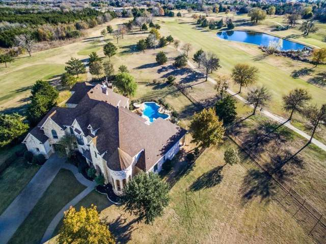 107 Bob Jones Court, Pottsboro, TX 75076 (MLS #14143199) :: Kimberly Davis & Associates