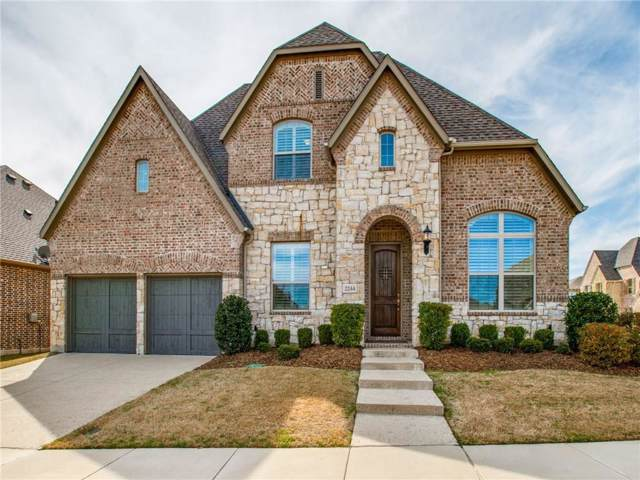 2244 Hidalgo Drive, Carrollton, TX 75010 (MLS #14143200) :: Lynn Wilson with Keller Williams DFW/Southlake