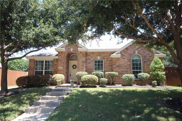 1515 Cedar Brook Court, Allen, TX 75002 (MLS #14143202) :: Frankie Arthur Real Estate