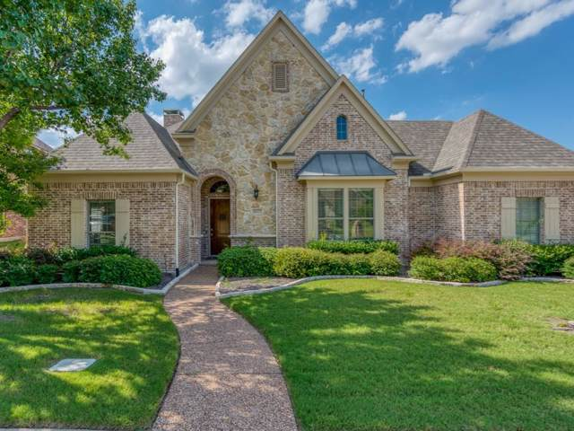 8608 Grand Haven Lane, Mckinney, TX 75071 (MLS #14143203) :: Real Estate By Design