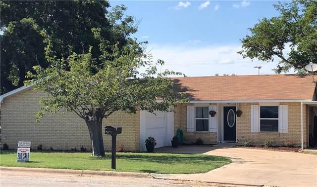 1408 Royal Lane, Cisco, TX 76437 (MLS #14143219) :: All Cities Realty