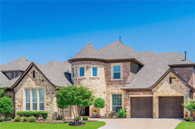 4862 Livingston Drive, Frisco, TX 75033 (MLS #14143220) :: RE/MAX Town & Country