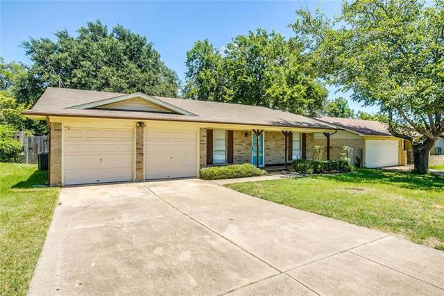612 NW Lorna Street, Burleson, TX 76028 (MLS #14143223) :: All Cities Realty