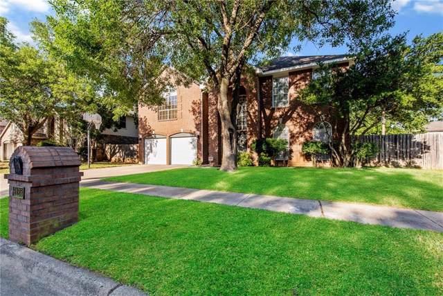 6125 Sandstone Drive, Arlington, TX 76001 (MLS #14143236) :: RE/MAX Town & Country