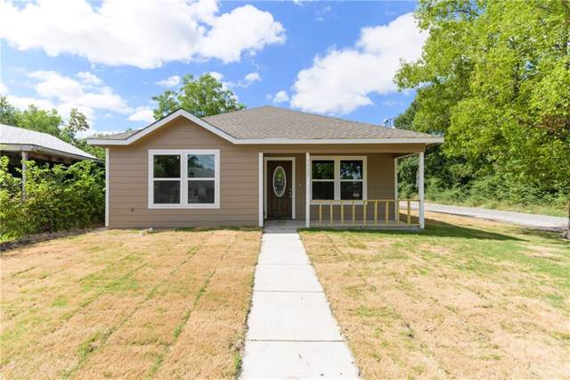 3537 Caddo Street, Greenville, TX 75401 (MLS #14143242) :: Lynn Wilson with Keller Williams DFW/Southlake