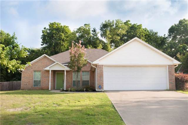 404 Husky Drive, Lindale, TX 75771 (MLS #14143289) :: Ann Carr Real Estate