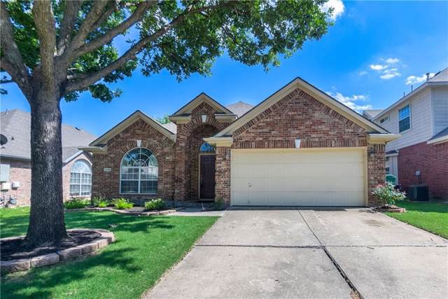 1248 Michael Avenue, Lewisville, TX 75077 (MLS #14143291) :: The Tierny Jordan Network