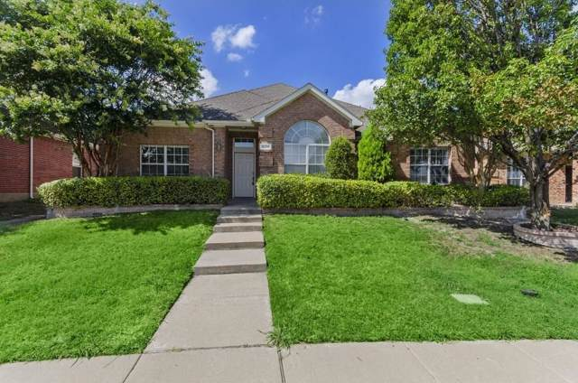 6200 Pine Ridge Boulevard, Mckinney, TX 75070 (MLS #14143292) :: All Cities Realty