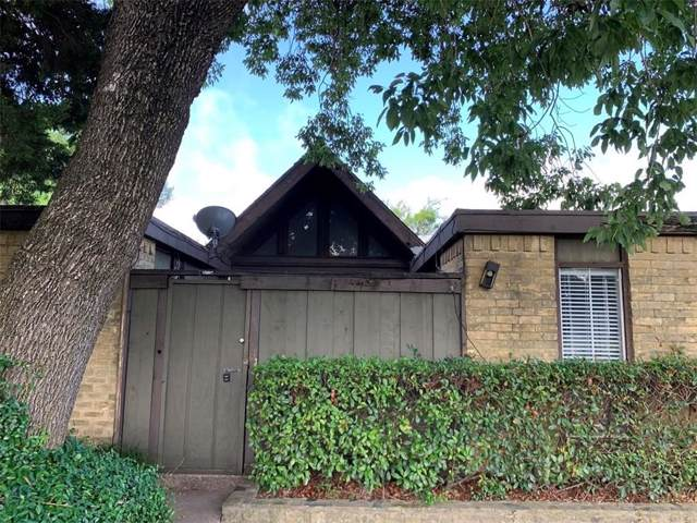 4601 Country Creek Drive #1004, Dallas, TX 75236 (MLS #14143312) :: Team Hodnett