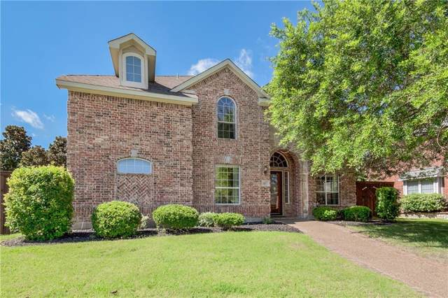 11823 Harrisburg Drive, Frisco, TX 75035 (MLS #14143313) :: All Cities Realty
