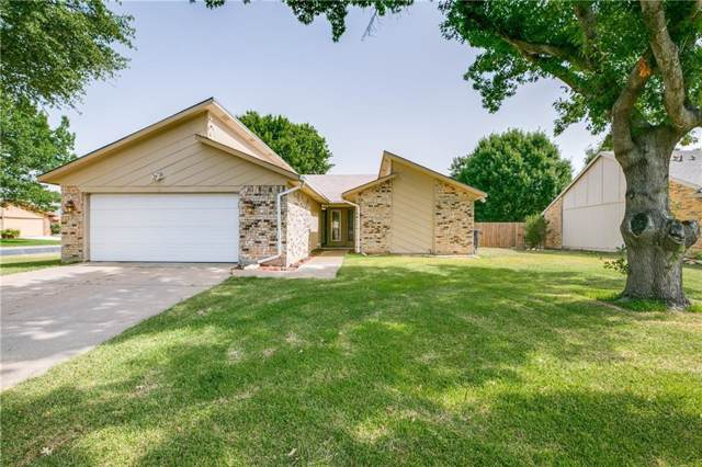 3901 Windflower Lane, Fort Worth, TX 76137 (MLS #14143315) :: Real Estate By Design
